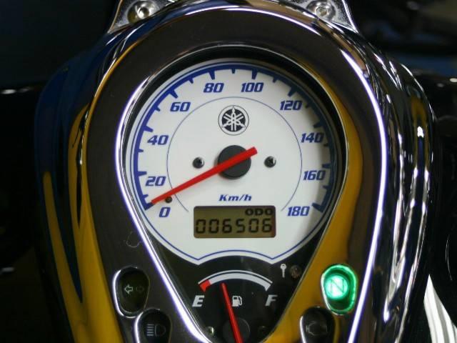 ヤマハ ドラッグスター400 VH01J後期型 サドルバッグステー付きの画像(千葉県