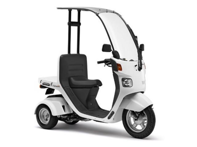 ジャイロキャノピー 最新モデル 新車