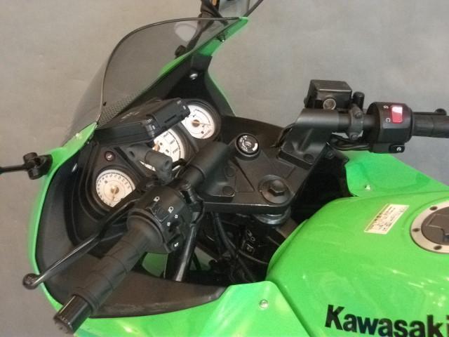 カワサキ Ninja 250R ETC・リムテープ付きの画像(千葉県