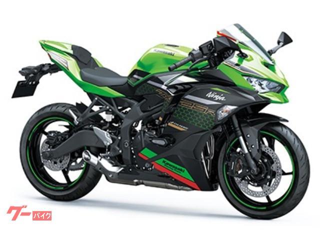 Ninja ZX−25R SE KRT 新車