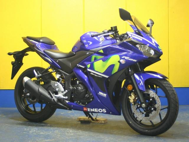 ヤマハ YZF-R25 Movistar MotoGP Editionの画像(東京都