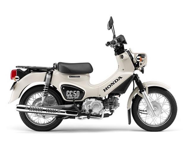 クロスカブ50 国内最新モデル 新車