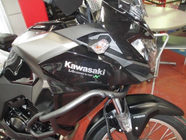 カワサキ VERSYS-X 250 ツアラー ABS 2018モデルの画像(茨城県