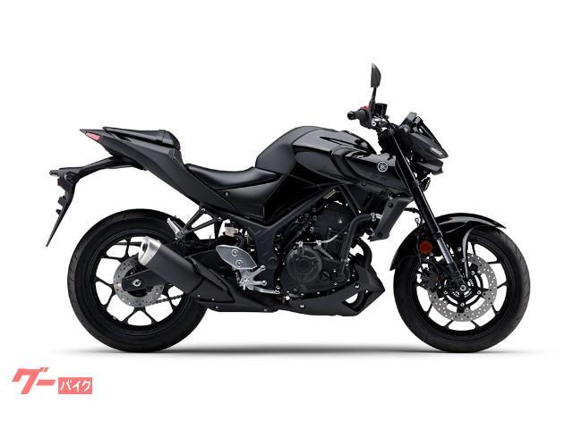 MT−03(320cc) 2020モデル ブラック