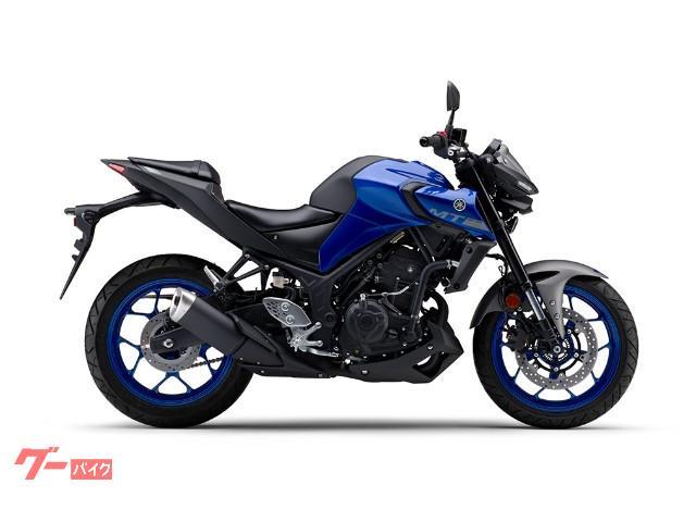 MT−25 2020モデル ブルー