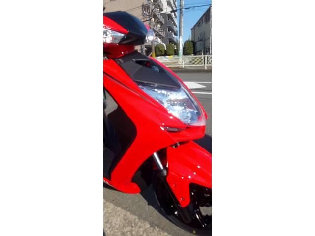 ヤマハ シグナスX SR 国内仕様 リアディスクモデルの画像(東京都