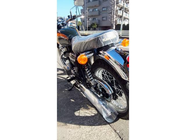 カワサキ W800 ファイナルモデルの画像(東京都