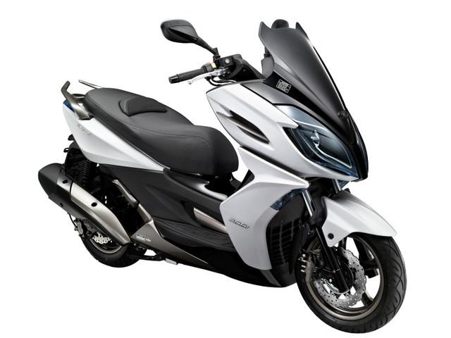 KYMCO K-XCT125i 最新モデル 正規モデルの画像(東京都