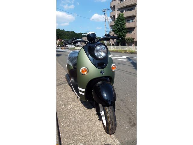 ヤマハ ビーノDX 最新モデル 国内正規モデル SA59Jモデルの画像(東京都