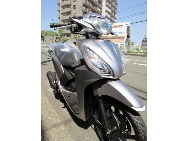 ホンダ Dio110 最新モデル アイドリングストップ付きモデル 国内仕様の画像(東京都