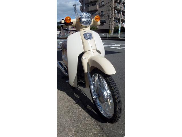 ホンダ スーパーカブ50 最新モデル 日本生産モデルの画像(東京都