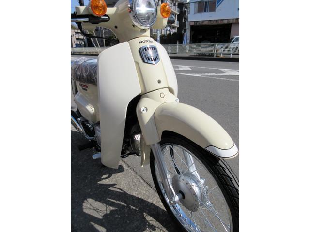 ホンダ スーパーカブ110 最新モデル 日本生産モデルの画像(東京都