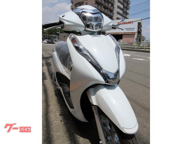 ホンダ リード125 最新モデル LEDライトモデルの画像(東京都