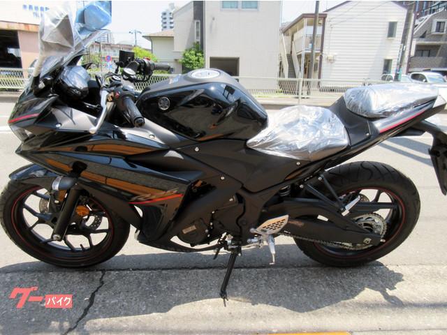 ヤマハ YZF-R25 最新モデル 国内仕様モデルの画像(東京都