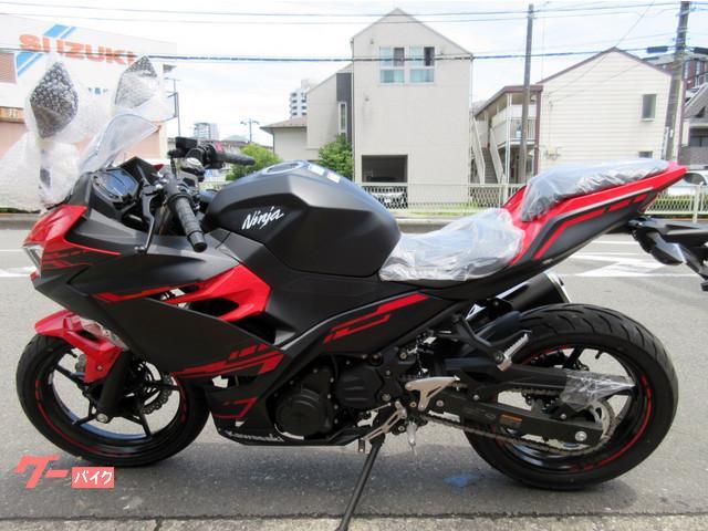 カワサキ Ninja 250 国内仕様モデルの画像(東京都