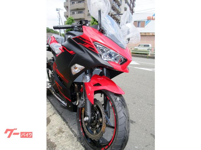 カワサキ Ninja 250 最新モデルの画像(東京都