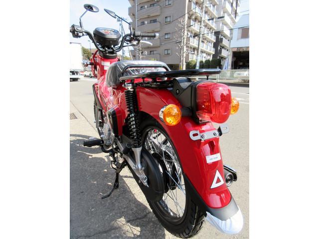 ホンダ クロスカブ110 新車 LEDヘッドライト 日本生産モデルの画像(東京都