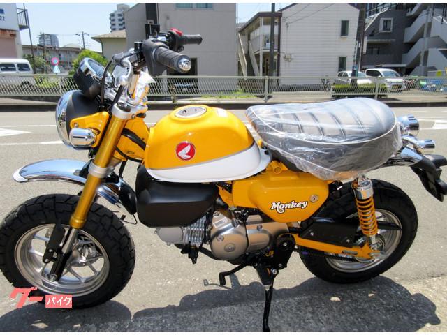 ホンダ モンキー125 最新モデル 国内仕様モデルの画像(東京都