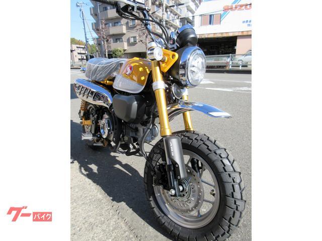ホンダ モンキー125 ABSタイプ 最新モデル 国内仕様モデルの画像(東京都