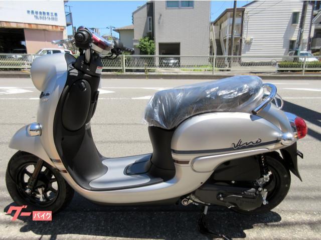 ヤマハ ビーノDX AY02モデルの画像(東京都