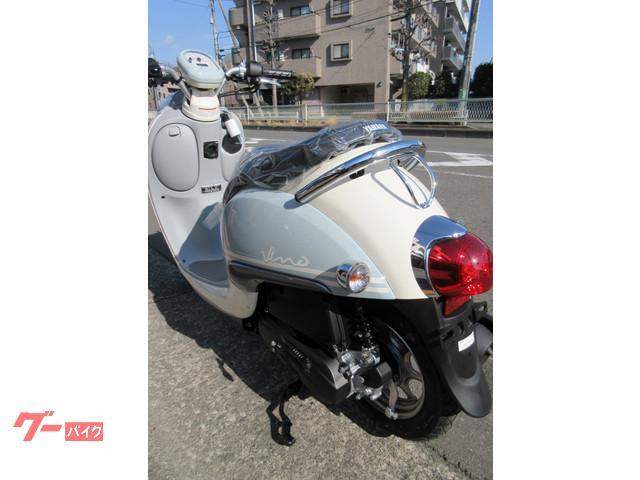 ヤマハ ビーノ 最新モデル AY02モデルの画像(東京都