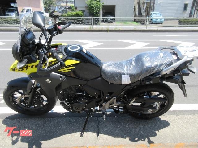 スズキ V-ストローム250 ABS 最新モデル 国内正規モデルの画像(東京都