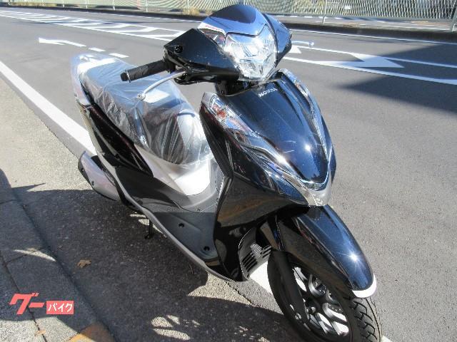 ホンダ リード125 最新モデル ツートンカラーモデルの画像(東京都