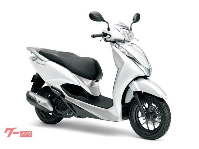 リード125最新モデル ツートンカラーモデル