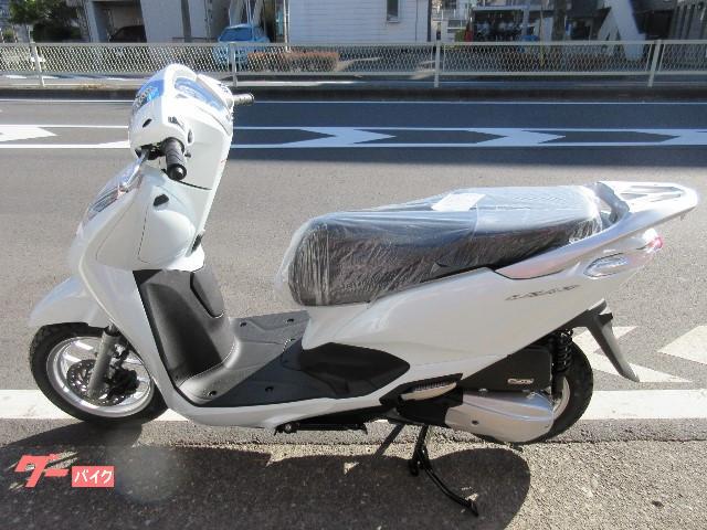 ホンダ リード125 最新モデル LEDヘッドライトモデルの画像(東京都