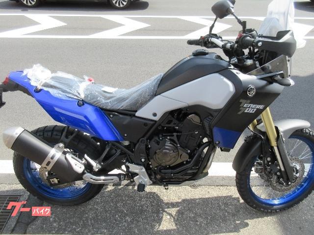 テネレ700 最新モデル 国内生産モデル