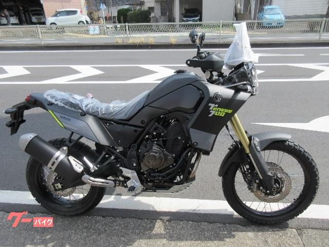 テネレ700 ローダウンタイプ 最新モデル 国内生産モデル