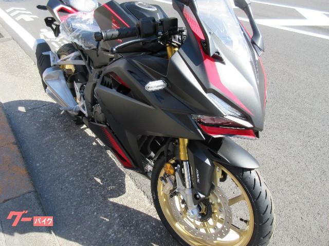 ホンダ CBR250RR 最新モデル 国内生産モデルの画像(東京都