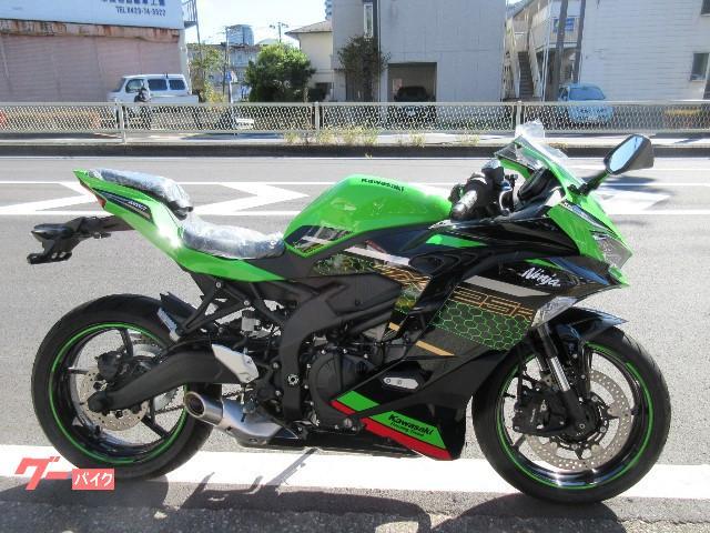 Ninja ZX−25R SE国内仕様モデル