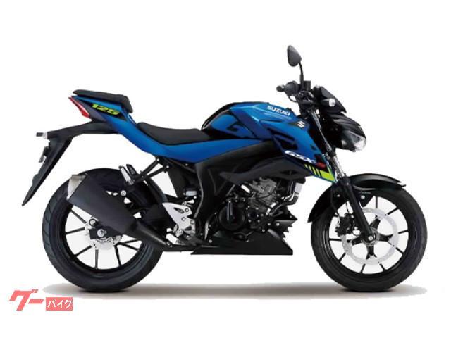 GSX−S125最新モデル 国内仕様モデル