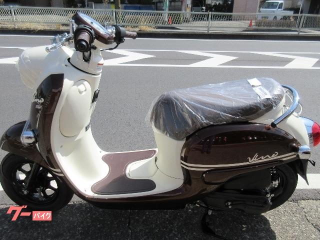 ヤマハ ビーノDX 最新モデル AY02モデルの画像(東京都