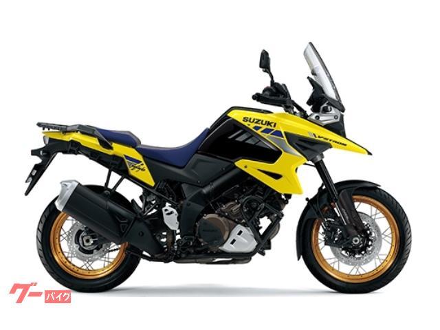 V−ストローム1050XT最新モデル 国内正規モデル