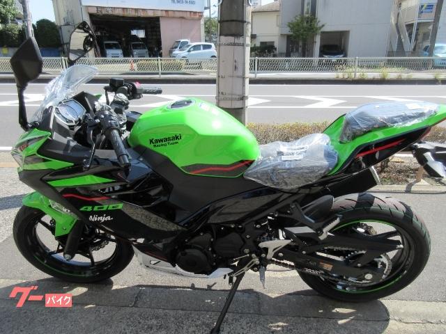 カワサキ Ninja 400SE 最新モデルの画像(東京都