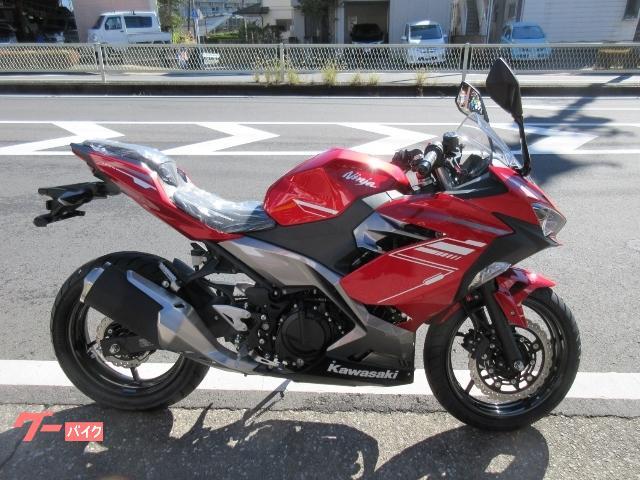 Ninja 250最新モデル