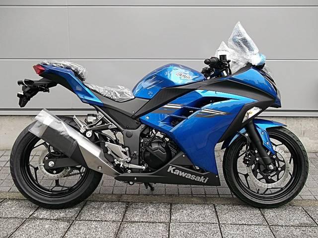 Ninja 250 '2017年モデル
