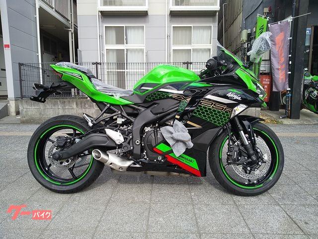 Ninja ZX−25R SE KRT EDITION