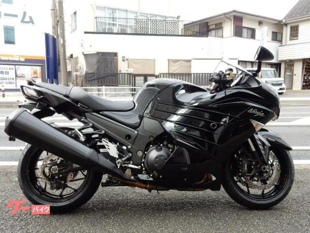 Ninja ZX−14R ブライト正規輸入車