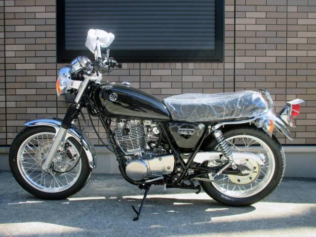 ヤマハ SR400 2014モデルの画像(神奈川県
