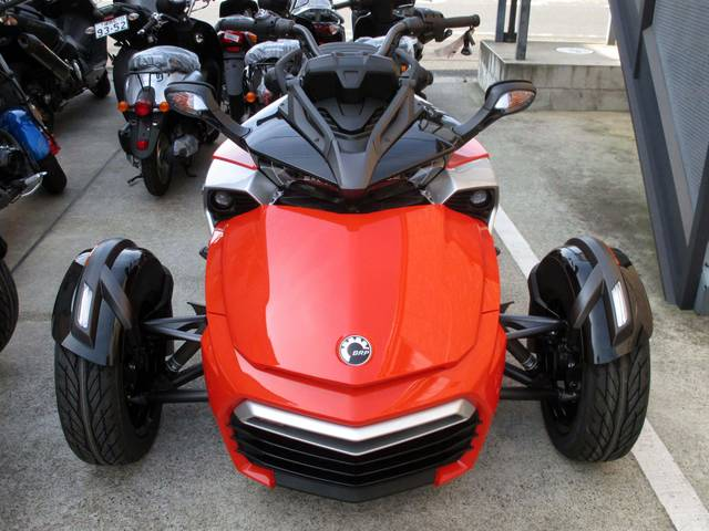 BRP can-am SPYDER F3-S SE6 2015の画像(神奈川県
