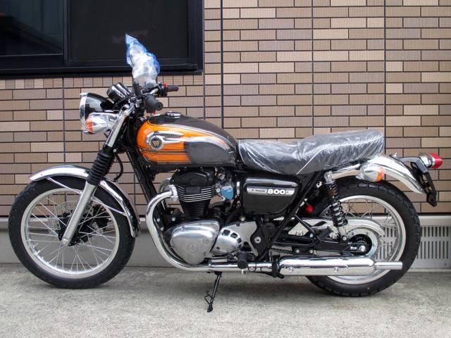 カワサキ W800 Final Editionの画像(神奈川県