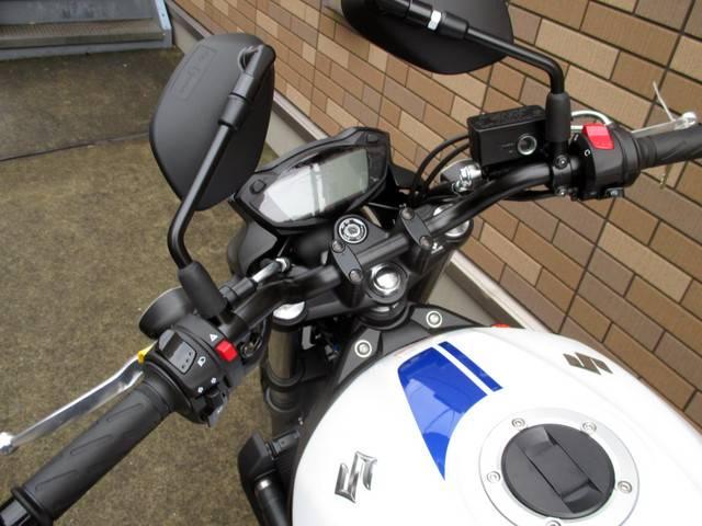 スズキ SV650 ABS 国内モデルの画像(神奈川県