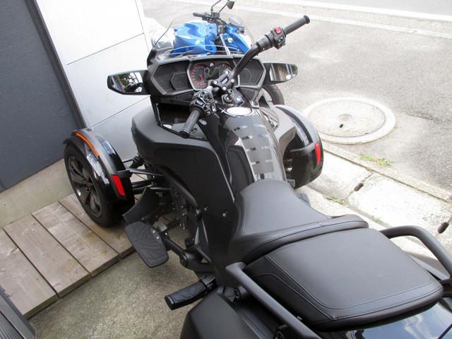 トライク トライク can-am SPYDER F3 LIMITEDの画像(神奈川県