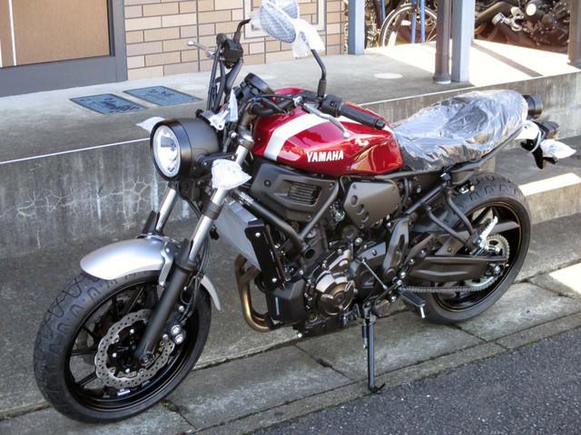 ヤマハ XSR700の画像(神奈川県