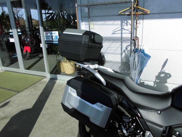 スズキ V-ストローム250の画像(群馬県