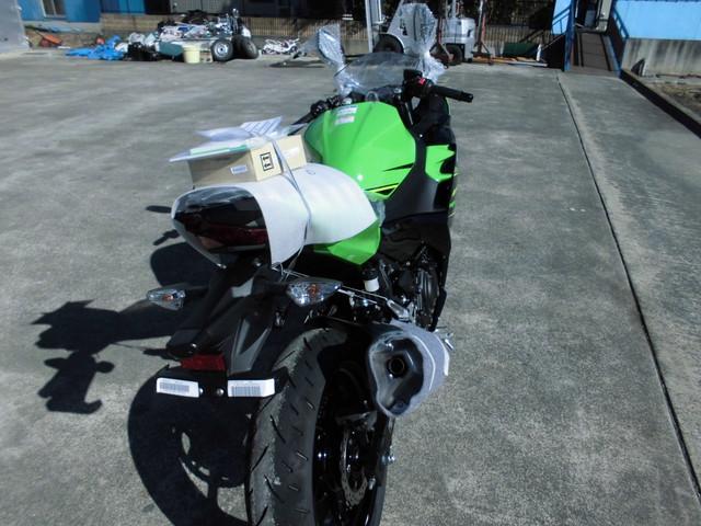 カワサキ Ninja 400の画像(群馬県