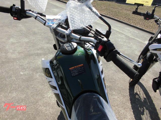 ヤマハ セロー250  2018最新モデルの画像(群馬県